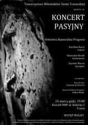 Koncert Pasyjny w Tczewie - 24-03-2012