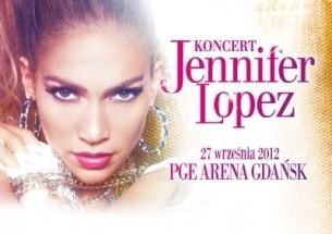 Bilety na koncert Jennifer Lopez w Gdańsku - 27-09-2012