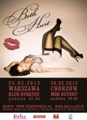 Koncert Beth Hart w Chorzowie - 26-02-2013