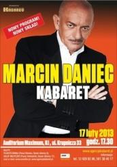 Koncert Marcin Daniec w Krakowie - 17-02-2013