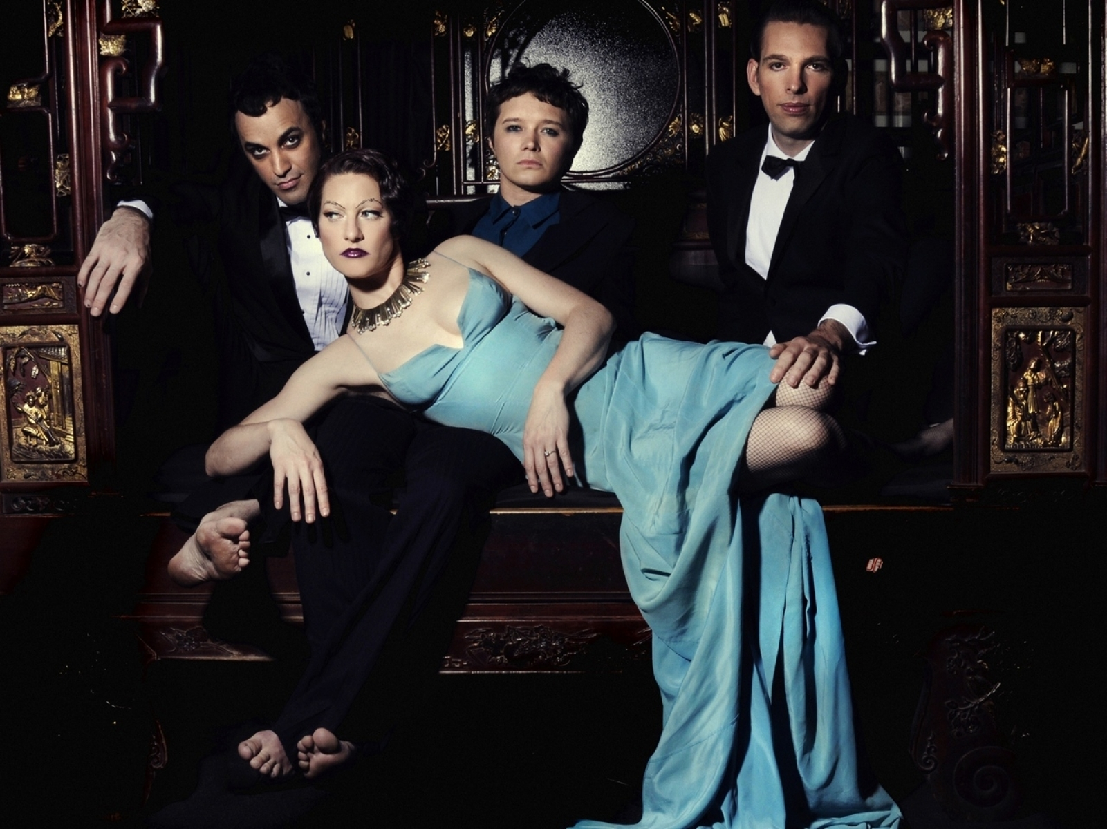 AMANDA PALMER & THE GRAND THEFT ORCHESTRA w Proximie