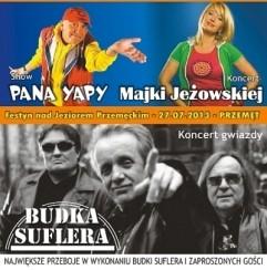 Koncert Festyn nad Jeziorem Przemęckim w Przemęcie - 27-07-2013