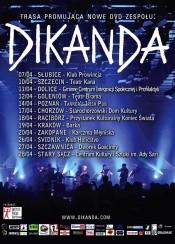 Koncert Dikanda w Szczecinie - 10-04-2013