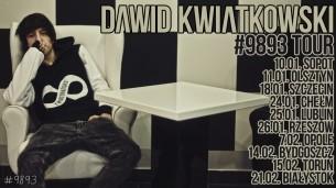 Bilety na koncert Dawid Kwiatkowski w Szczecinie - 18-01-2014