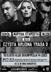 Bilety na koncert Sokół & Marysia Starosta / Włodi w Łodzi - 31-10-2013