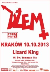 Bilety na koncert Dżem, 230 Volt w Krakowie - 10-10-2013
