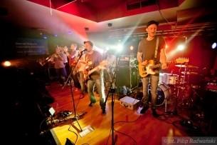 Koncert Cała Góra Barwinków - CGB w Gdyni - 22-11-2013