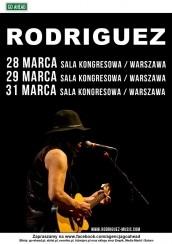 Koncert RODRIGUEZ w Warszawie - 28-03-2014