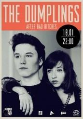 Koncert The Dumplings w Warszawie - 18-01-2014