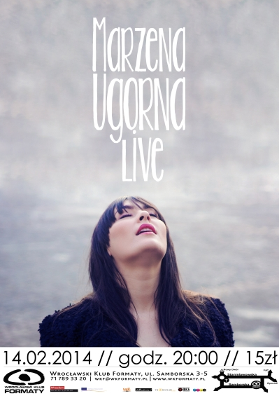 MARZENA UGORNA // LIVE
