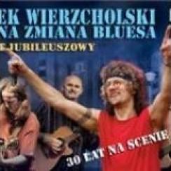 Sławek Wierzcholski i Nocna Zmiana Bluesa - Koncert Jubileuszowy we Wrocławiu - 08-11-2012