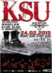Bilety na koncert KSU, Psy Wojny - Wrocław - 24-02-2013