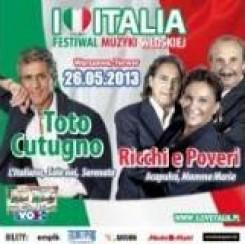 I Love Italia - Festiwal Muzyki Włoskiej (Druga Edycja)
