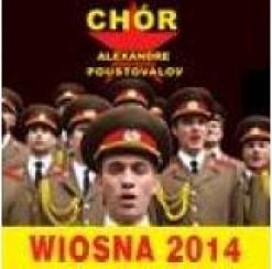 Bilety na koncert Chór Alexandra PUSTOVALOVA - TRASA KONCERTOWA 2014 w Lublinie - 04-04-2014