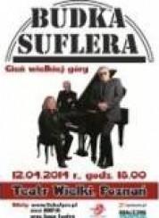 Bilety na koncert Budka Suflera w Poznaniu - 12-04-2014