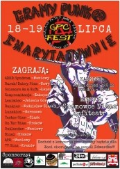 Koncert GRAMY PUNK(A) CHARYTATWNIE FEST vol IV w Sromowcach Niżnych - 17-07-2014