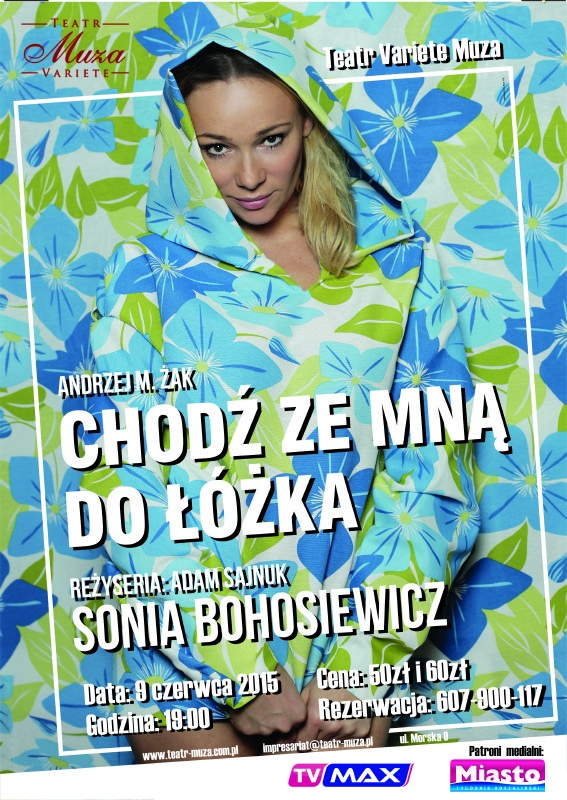 Koncert Spektakl Chodź Ze Mną Do łóżka W Koszalinie 09062015
