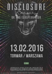 Disclosure - bilety na koncert