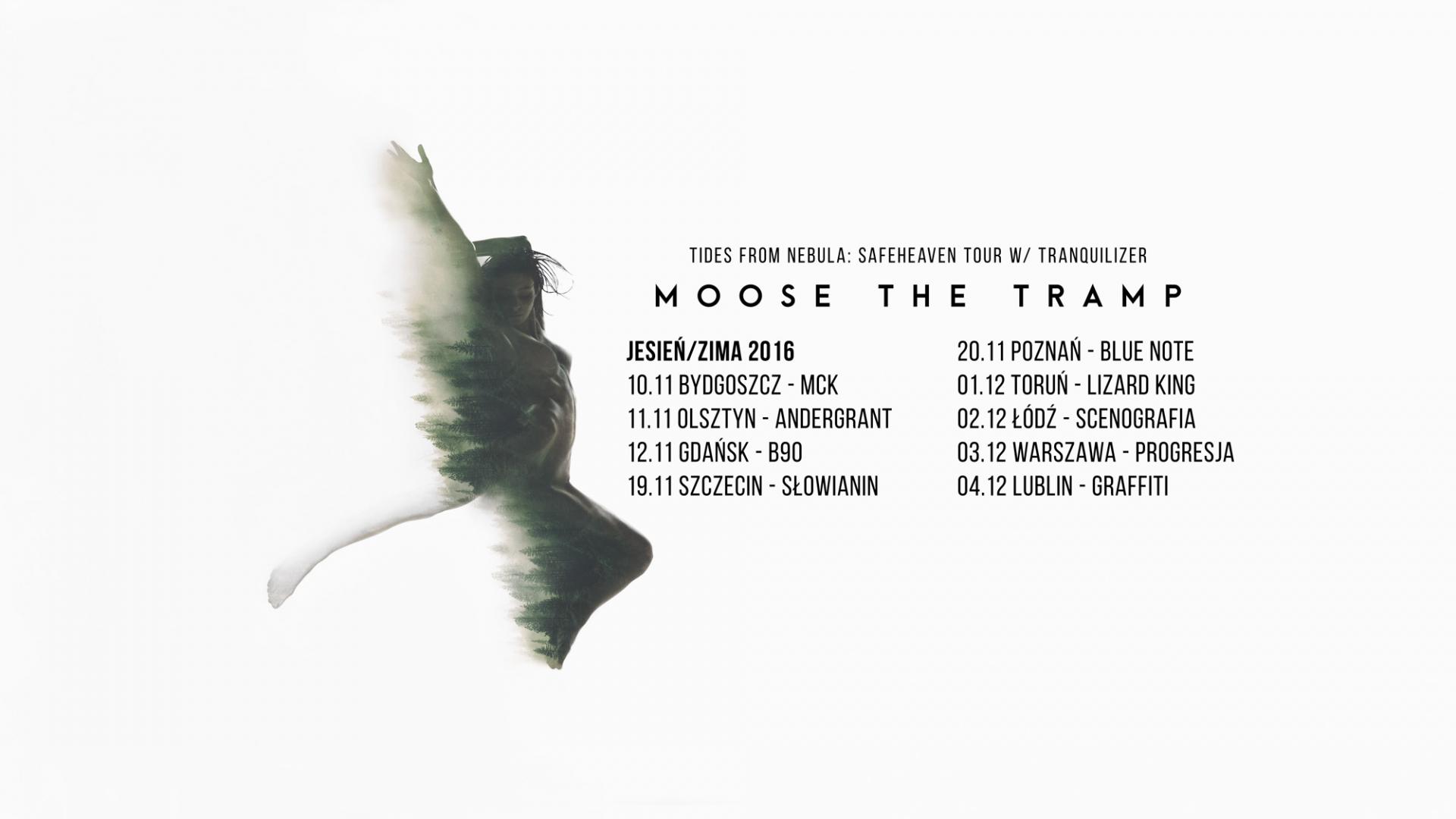 Moose The Tramp - Moose The Tramp