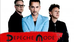 Bilety na koncert Depeche Mode w Warszawie - 21-07-2017