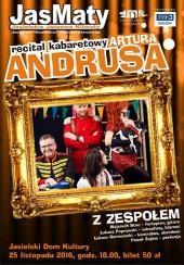 Koncert Artur Andrus w Jaśle - 25-11-2016