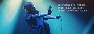 Koncert Kubaterra, ERITH w Krakowie - 12-01-2017