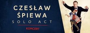 Koncert Czesław Śpiewa w Radzyniu Podlaskim   11.01.2017 - 11-01-2017