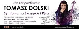 Koncert Tomasz Dolski w Czarnkowie - 11-01-2017