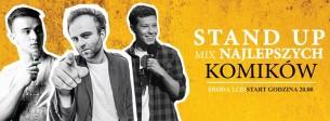 Koncert Stand-up Bakałarz prezentuje: Kołecki, Wojciech, Pięta w Krakowie - 11-01-2017