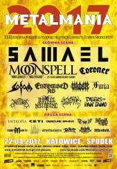 Bilety na koncert Metalmania w Katowicach - 22-04-2017