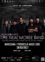 Bilety na koncert An Evening with The Neal Morse Band w Warszawie - 28-03-2017