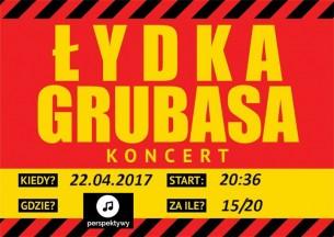 Koncert Łydka Grubasa - Ostrowiec Świętokrzyski, Perspektywy - 22-04-2017