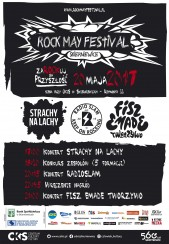 Bilety na Rock May Festival