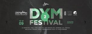 Bilety na DYM Festival 2 (15-16.09) Gorzów Wielkopolski