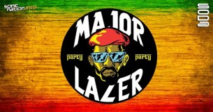 Koncert MAJOR LAZER Party + Ragga Jungle DNB / 24.11 / Łodź - Soda w Łodzi - 24-11-2017