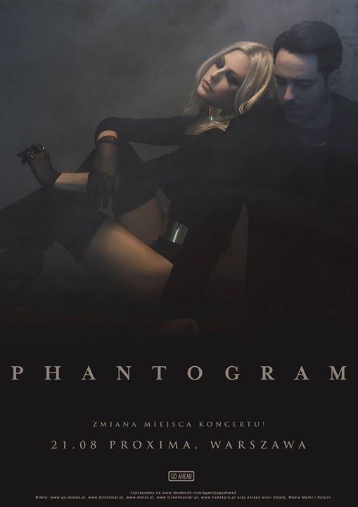 tak tanio informacje o wersji na Nowa kolekcja PHANTOGRAM w Warszawie - 21.08.2017