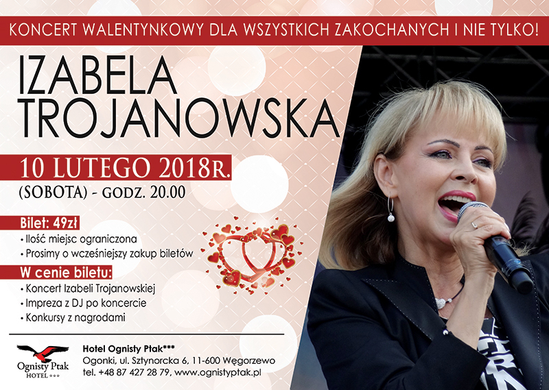 Izabela Trojanowska W Ogonkach 10022018