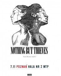 Bilety na koncert Nothing But Thieves w Poznaniu - 07-11-2018
