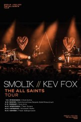 Koncert SMOLIK // KEV FOX – THE ALL SAINTS TOUR w Katowicach - 13-12-2019