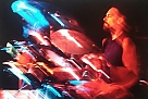 Były perkusista Megadeth zmarł na scenie