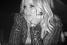 Kate Moss w czarnobiałym teledysku Elvisa Presleya