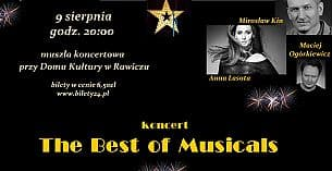 Bilety na koncert The Best of Musicals w Rawiczu - 09-08-2020