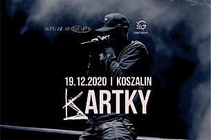 Bilety na koncert Kartky Event Center G38 Koszalin - 19-03-2021