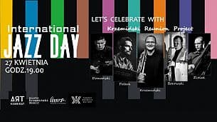 Bilety na koncert International Jazz Day - ARTKOMBINAT Jazz o'clock w Łodzi - 27-04-2021