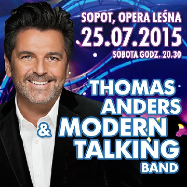 Modern Talking Band Anders Modern Talking