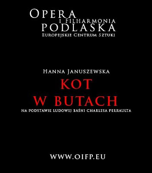 Spektakl Kot W Butach W Białymstoku 17122016 Bilety