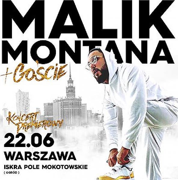 Malik Montana Dj Frodo W Warszawie 22062018 Bilety