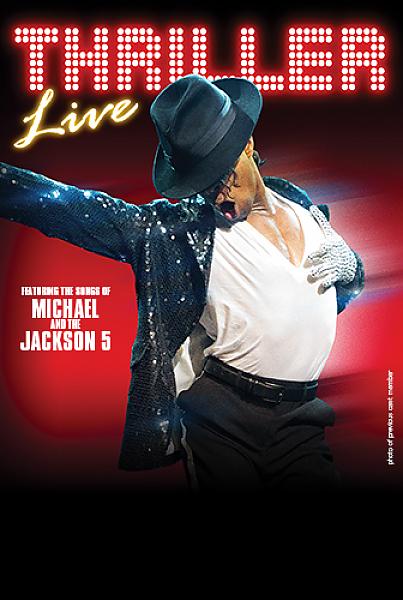 Musical Thriller Live W Warszawie 11102018 Bilety