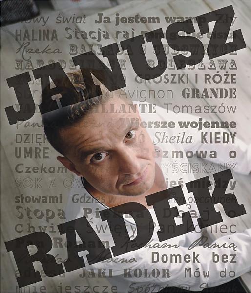 Janusz Radek W Kielcach 06092018 Bilety