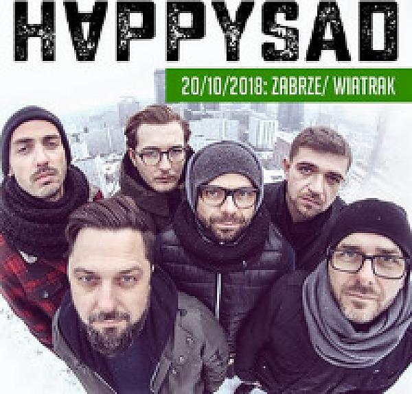 bliżej na niższa cena z buty do separacji Happysad w Warszawie - 23.02.2019 - bilety